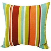Piper Stripe Outdoor Pillow