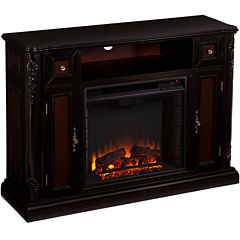 Dunning Entertainment Center with Fireplace