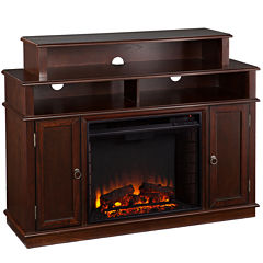 Avondale Entertainment Center with Fireplace