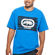 Ecko Unltd.® Short-Sleeve Rhino Cotton Tee- Big & Tall