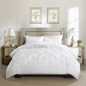 Madison Park Julia 4-pc. Cotton Percale Duvet Cover Set