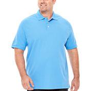The Foundry Big & Tall Supply Co.™ Short-Sleeve Piqué Polo Shirt