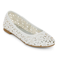 Arizona Lily Girls Ballet Flats - Little Kids