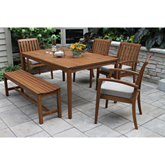 Outdoor Interiors Patio Dining Sets Furniture For The Home Jcpenney
