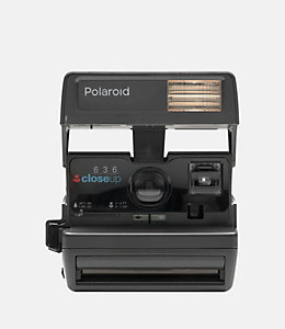 Polaroid 600 Square Camera Set