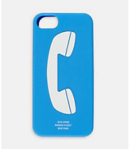 Payphone iPhone 5 Soft Case