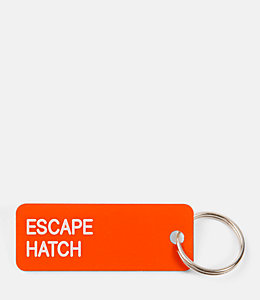 Escape Hatch Keytag by Various Keytags