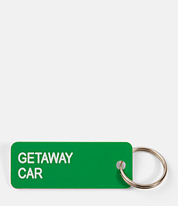 Getaway Car Keytag by Various Keytags