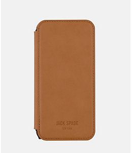 Fulton Leather iPhone 6 Folio Case
