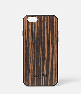 Walnut Wood iPhone 6 Case