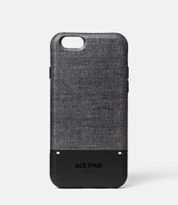 iPhone 6 Tech Oxford Credit Card Case Case
