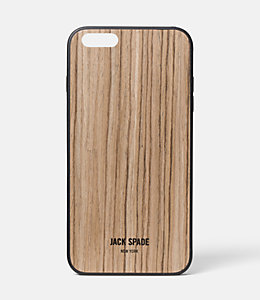 Ebony Wood iPhone 6 Plus Case