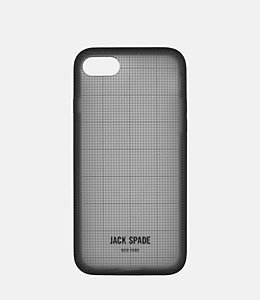 Graph Clear iPhone 7 Case