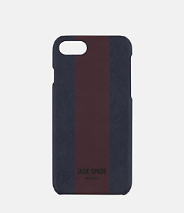 Racing Stripe Snap Case Iphone 7