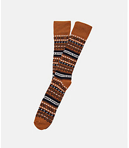American Trench® Fairisle Sock