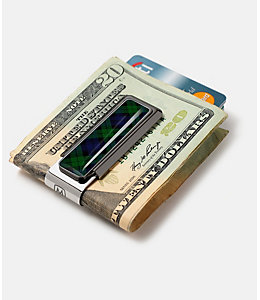 M-Clip® Black Watch Money Clip