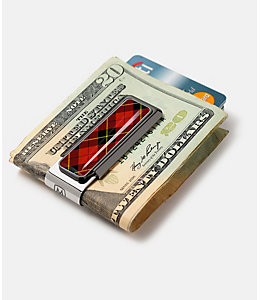 M-Clip® Royal Stewart Money Clip
