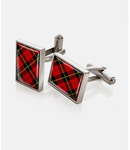 M-Clip® Royal Stewart Cufflinks