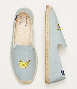 Soludos Banana Smoking Slipper