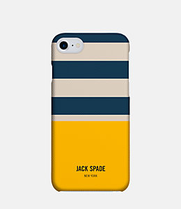 iPhone 7 Stripes and Dipped Snap Case