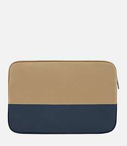 Color-Block Laptop Sleeve