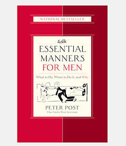 Essential Manners For Men by Emily Post