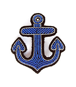 Macon & Lesquoy Anchor Pin