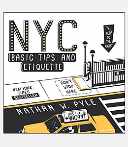 NYC Tips And Etiquette Book