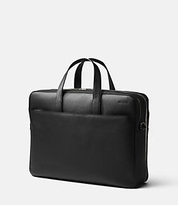 Barrow Leather Travel Briefcase