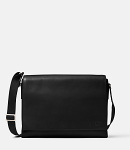 Fulton Leather Messenger