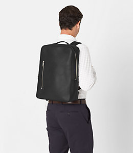 Barrow Leather Stanton Backpack