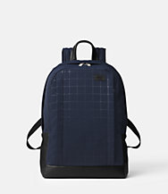 Quilted Tech Nylon Backpack