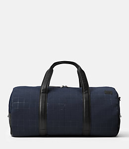 Quilted Tech Nylon Duffle