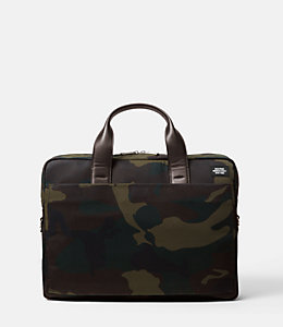 Camo Waxwear Commuter Brief