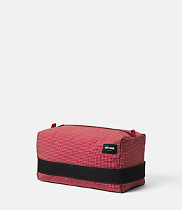 Graph Check Toiletry Kit