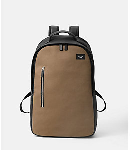 Industrial Canvas Backpack