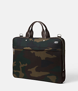 Camo Waxwear Slim Brief