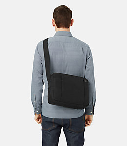 Tech Travel Nylon Shoulder Bag