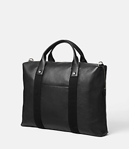 Grain Leather Davis Brief