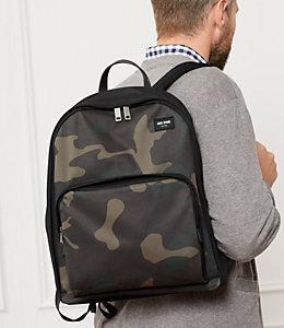 Camo Utility Twill Bookpack