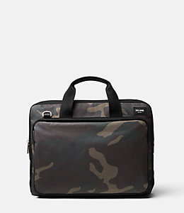 Camo Utility Twill Slim Supply Brief