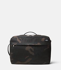 Camo Waxwear Convertible Briefpack