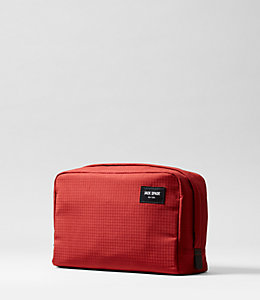 Solid Ripstop Slim Toiletry Kit