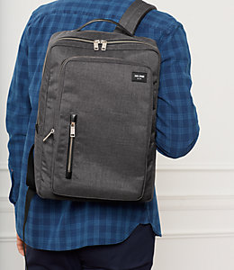 Tech Oxford Cargo Backpack