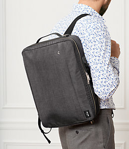 Tech Oxford Convertible Briefpack