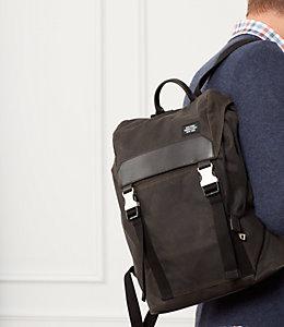 Waxwear Army Backpack