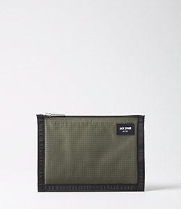 Solid Ripstop Cord Pouch