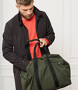 Packable Ripstop Duffle Bag