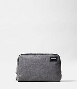 Tech Oxford Slim Toiletry Kit