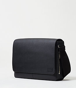 Barrow Leather Messenger